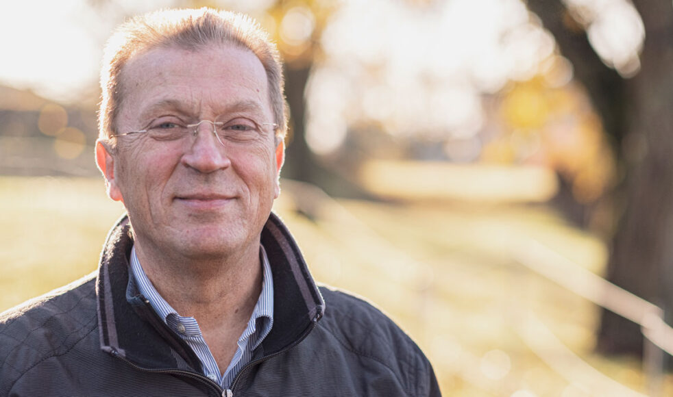 Per-Eive fick ett livsförvandlande Gudsmöte i ett ekumeniskt ungdomssammanhang i Siljansnäs, Dalarna. Hans liv blev aldrig detsamma.