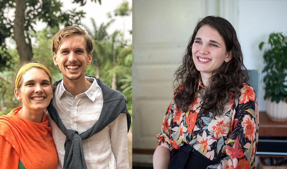 Efter resan i Tanzania var paret mer än redo för nästa uppdrag från Gud, men det skulle krävas mycket bön och månader av väntan innan Uppsala kom in i bilden.