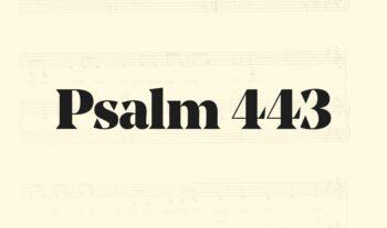 443: Dig vi lovsjunger, ärar