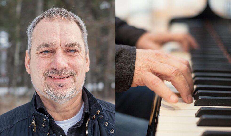I Re:formera podcast 49:e avsnitt var Bosse Järpehag gäst och samtalade kring rubriken Psalmsång, lovsång eller skönsång? Bild: Jakob arvidsson