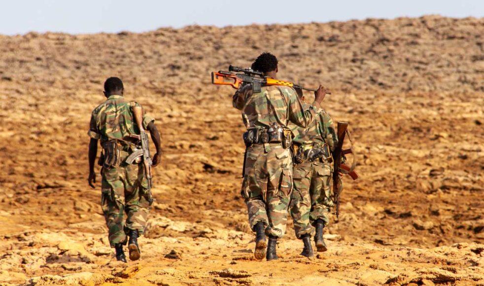 Den etiopiska regeringen har förlorat informationskriget, hävdar Afrikaexperten Michael Ståhl. Bild: Adobe stock