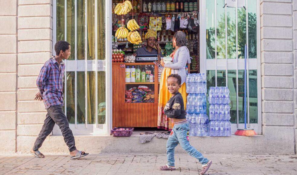 Omvärldens bild av konflikten har helt kantrat över till TPLF:s förmån, skriver Michael Ståhl. Bild: Dagmawit Alemayehu