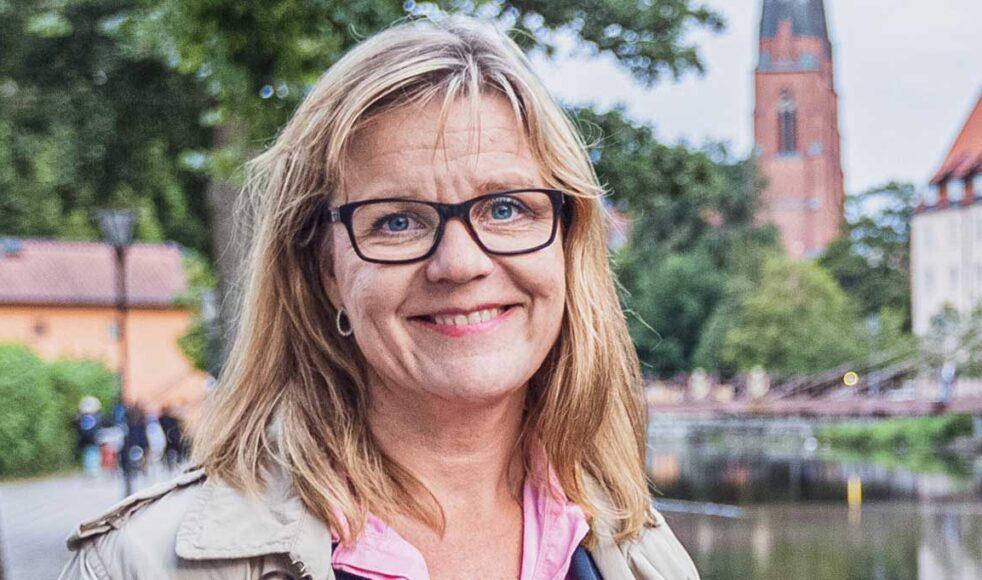 Tin Mörk är ansvarig för Johannelunds bibelskola. Bild: Anders Gustafsson
