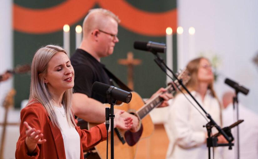 Gudsmöten under årskonferensen