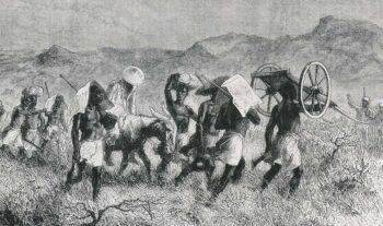 Oromoexpeditionerna – 1890-talet